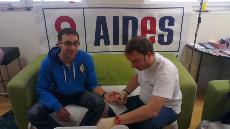 Journée mondiale contre le sida 1