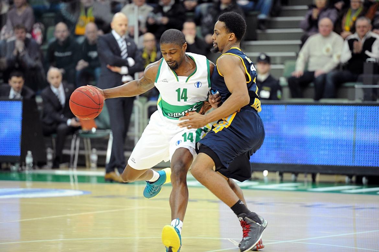 Basketball Juschne vs Alba