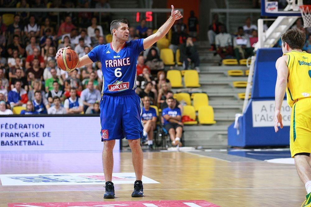 Equipe de France de basket_Antoine Diot 2