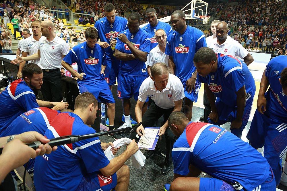 Equipe de France de basket_Vincent Collet