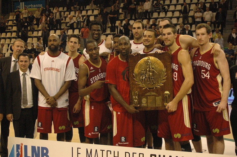 trophee des champions_Beaubois_Campbell_Leloup_howard_weems_Collins_Lacombe_Fofana_Ntilikina_Duport_golubovic_tavano_Collet