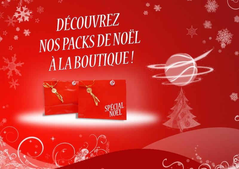 Decouvrez Packs Noël SIG
