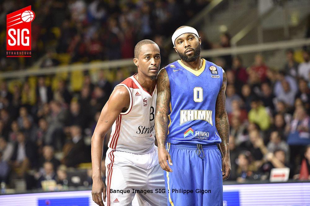 SIG_KhimkiMoscou_Rodrigue Beaubois et Tyrese Rice