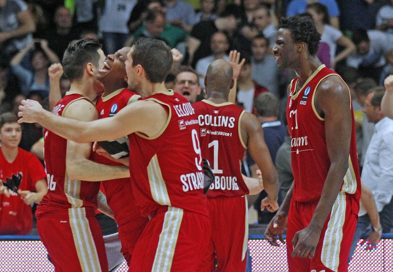 TRENTE-SIG (Retour demi finale de basket Eurocoupe)
