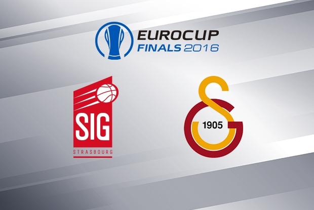 SIG-Galatasaray Finale Eurocup