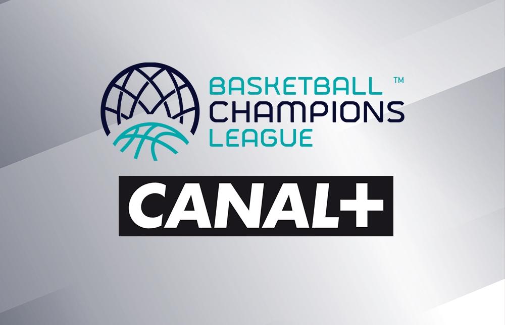 basketball champions league et canal+
