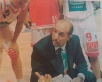 Coach Eric Girard