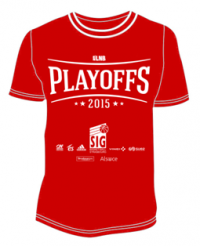 T-shirt playoffs 2015 ( format portrait)