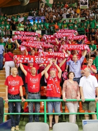 Limoges SIG_finale 4 playoffs 2015_Fans public beaublanc