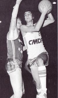 Claude Molz joueur