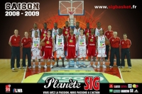 equipe 20082009