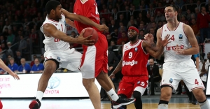 EuroCup,  Brose Baskets - Reggio Emilia, Bayern, DEU, 2014,
