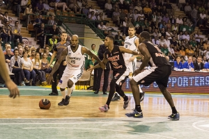 Ramel Curry, Flo Pietrus CSP Limoges Nancy