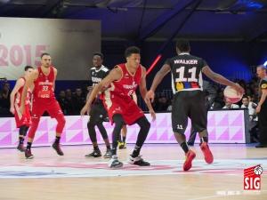 Leaders Cup SIG Dijon_Axel Toupane et Erving Walker