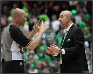 Eric Girard coach Le Portel