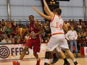 Cadets SIG Bourg Finale Coupe de France_Frank Ntilikina