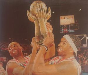 Finale playoffs 2005_Sharif Fayardo et John McCord