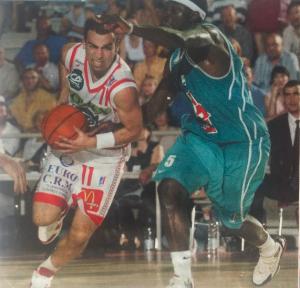 Quart de finale playoffs 2005_Afik Nissim