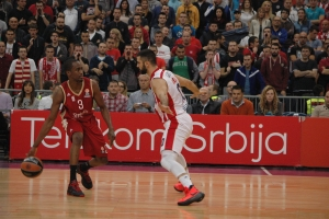 Belgrade_SIG_Euroleague_Rodrigue Beaubois_Branko Lazic
