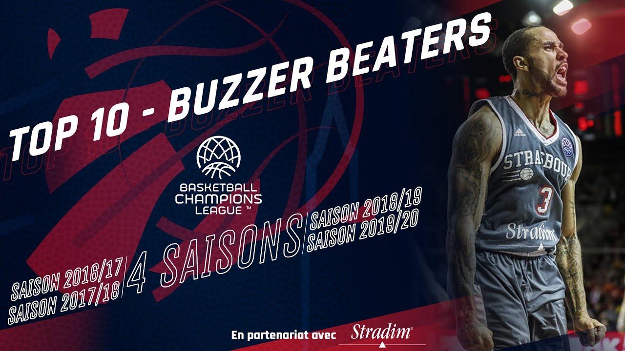 TOP 10 des buzzer beaters en BCL