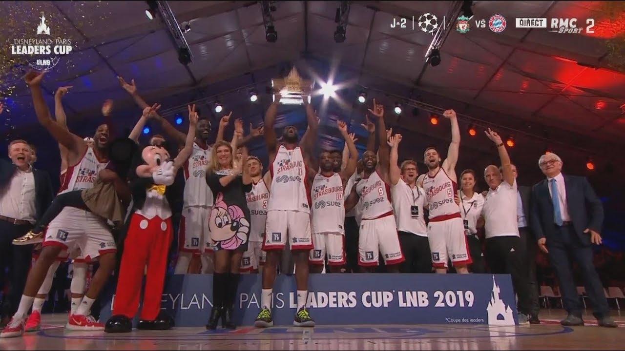 Leaders Cup 2019 [FINALE] : Tous les paniers de la SIG Strasbourg
