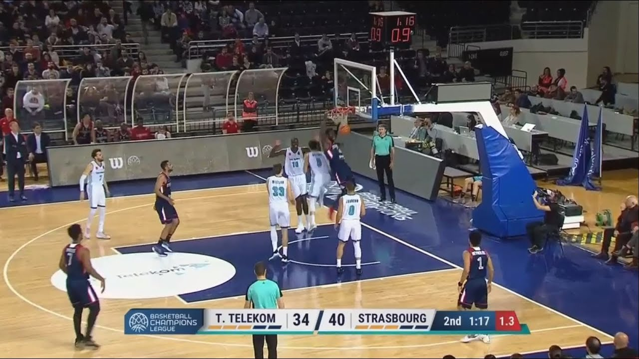 Ankara-SIG Strasbourg : les highlights du match
