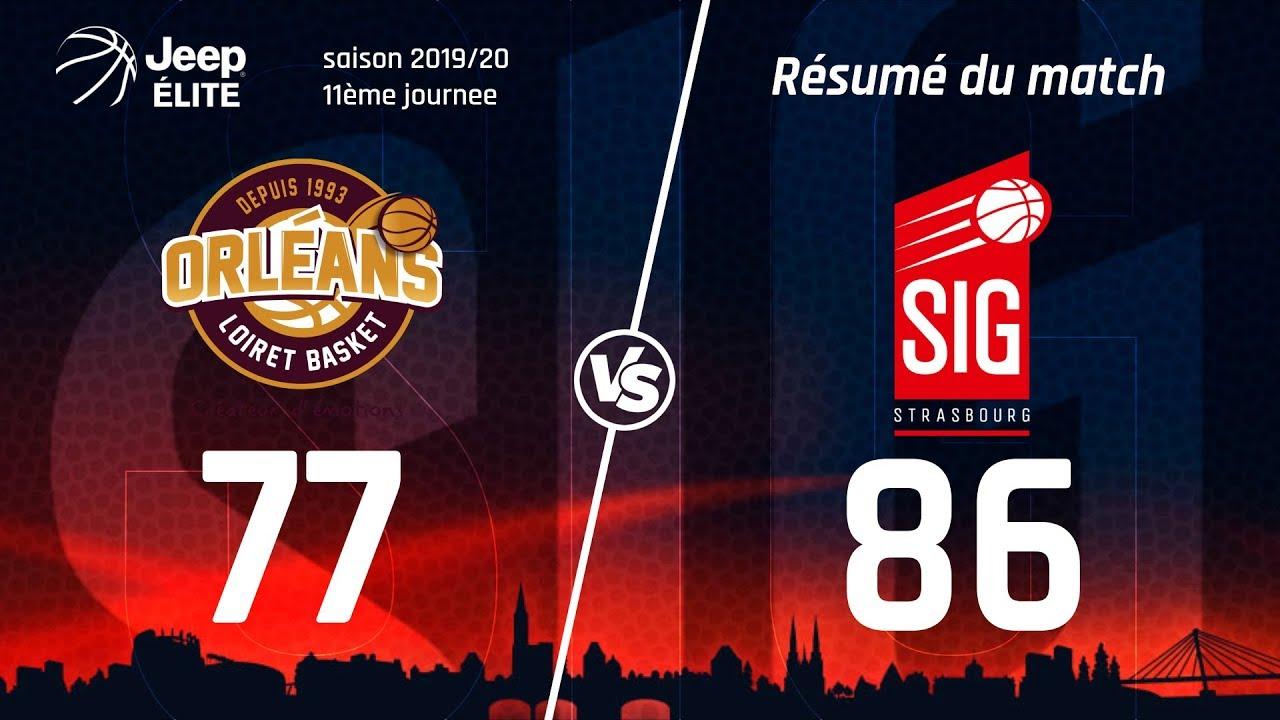 Orléans-SIG Strasbourg : les highlights du match