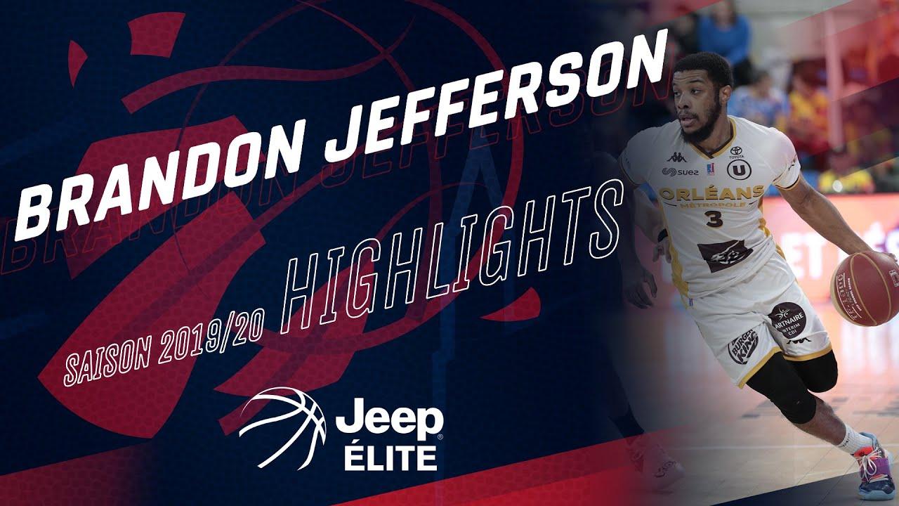 Brandon Jefferson : highlights 2019/20
