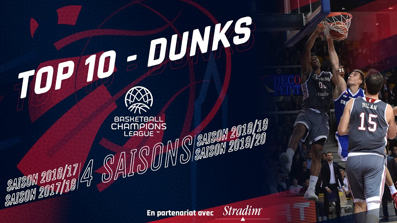 TOP 10 des dunks en BCL