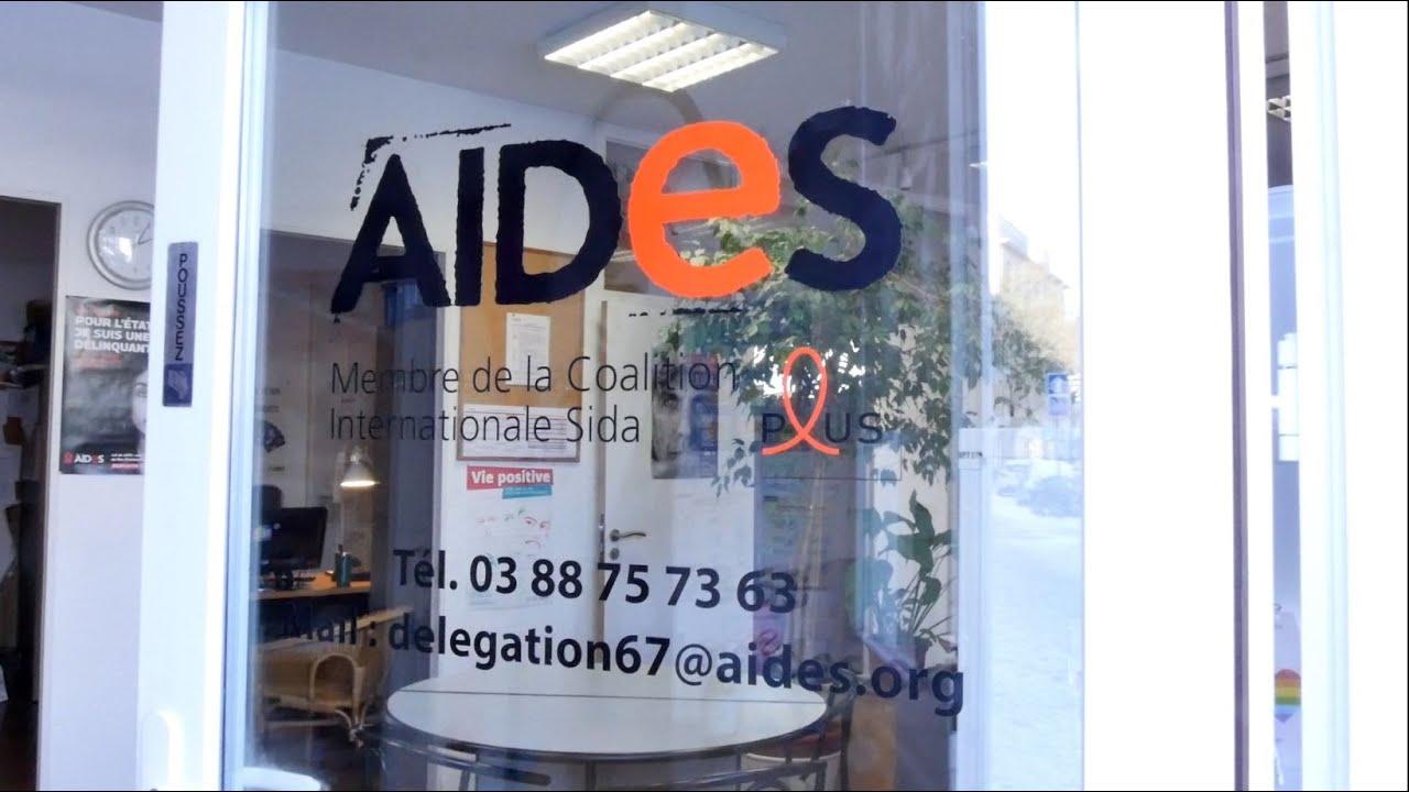 À la rencontre de l'association AIDES