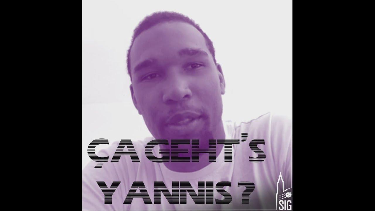 Ça geht's Yannis ?