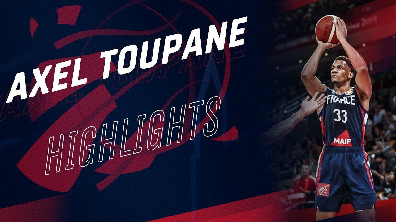 Axel Toupane: highlights Equipe de France