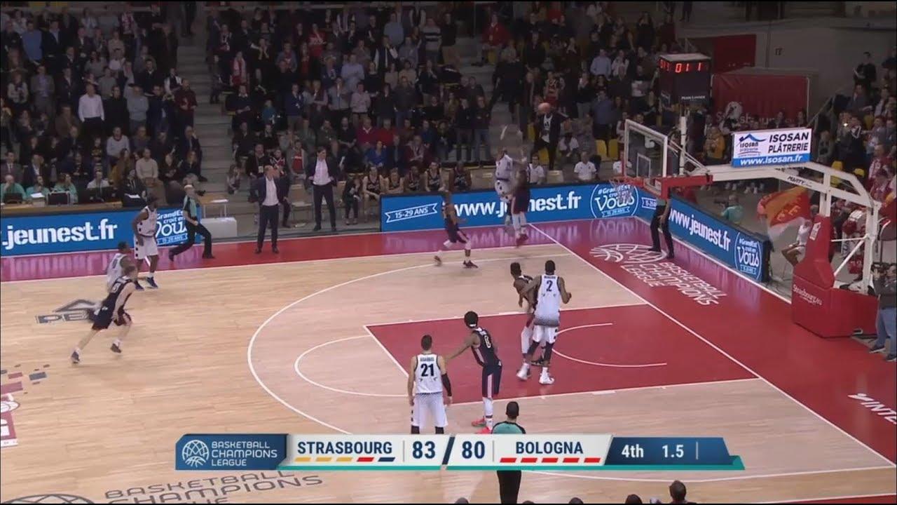 Les Highlights de la SIG Strasbourg face à Bologna