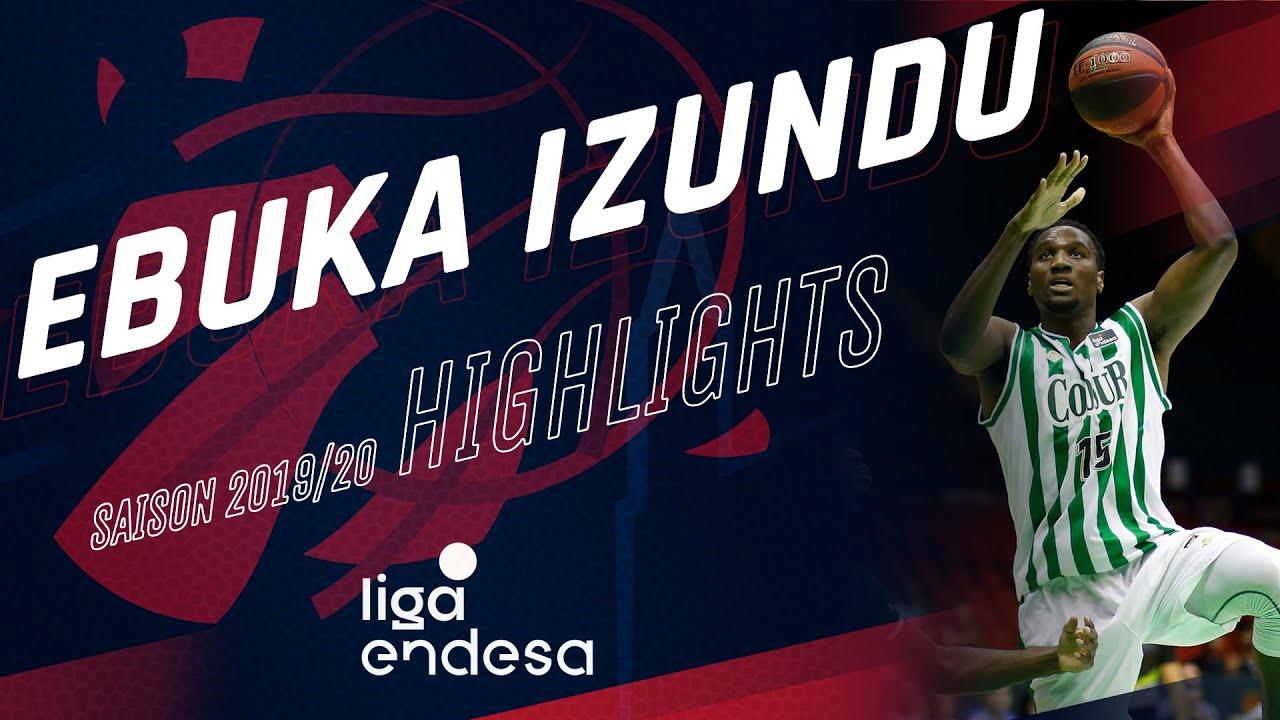 Ebuka Izundu : highlights 2019/20
