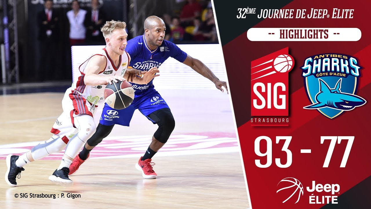 SIG Strasbourg-Antibes: highlights et réactions Ludovic Beyhurst