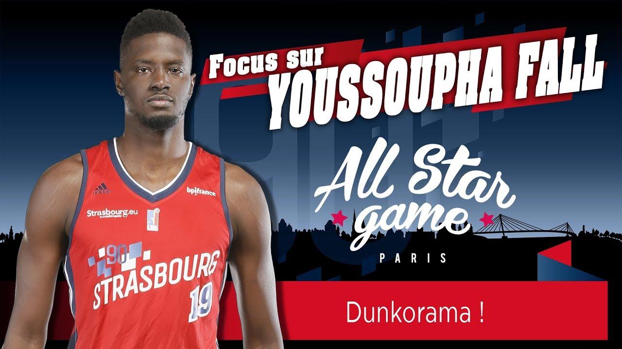 Highlights de Youssoupha Fall lors du All Star Game 2018
