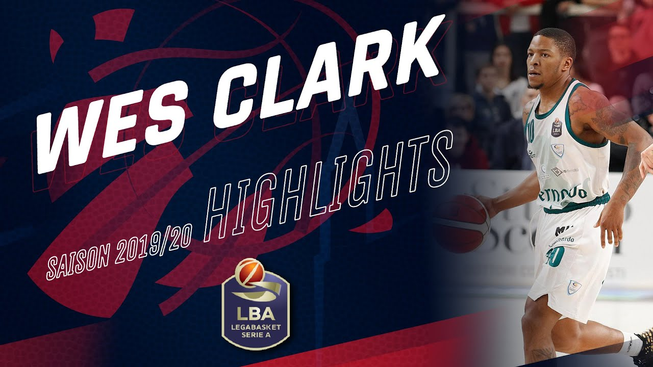 Wes Clark : highlights 2019/20