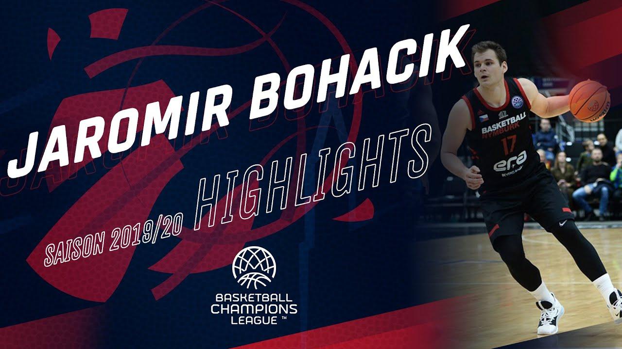 Jaromir Bohacik : highlights BCL 2019/20