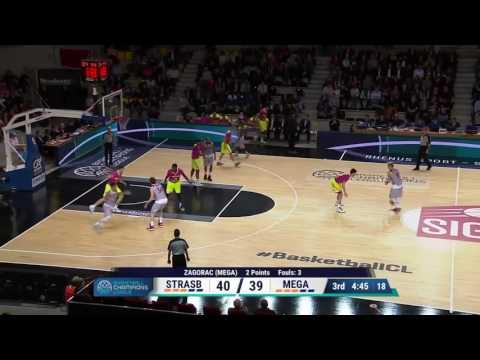Highlights SIG Strasbourg / Mega Leks