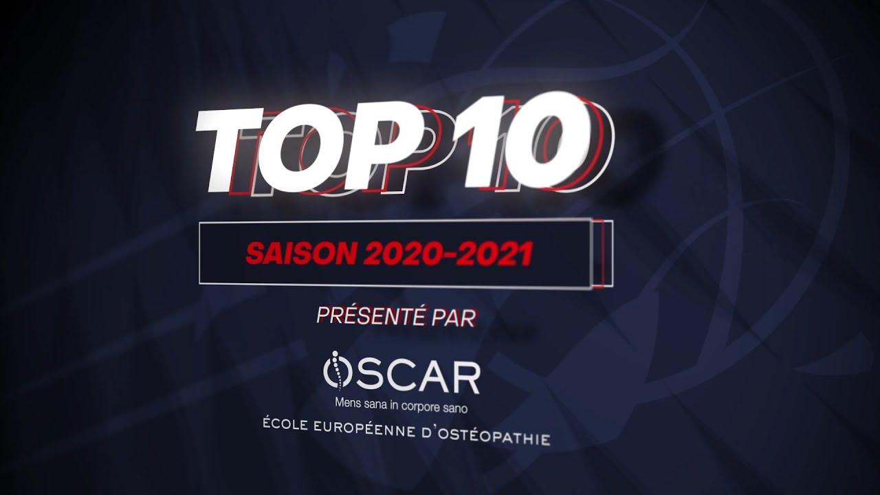 Top 10 de la saison 20/21 de la SIG Strasbourg