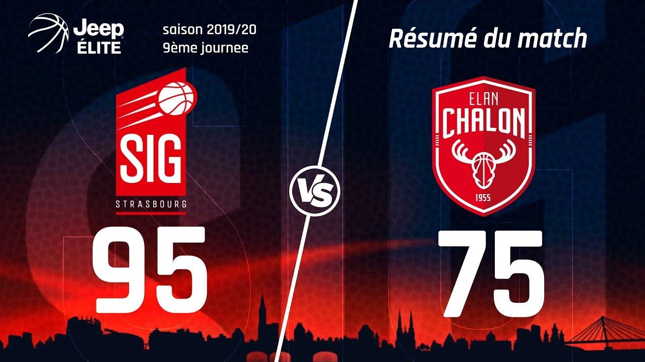 SIG Strasbourg-Chalon: Highlights et réaction de Ludovic Beyhurst