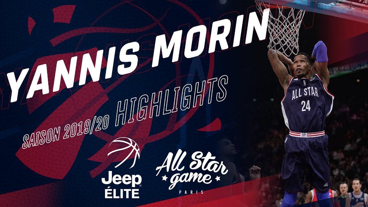 Yannis Morin: highlights saison 2019/20