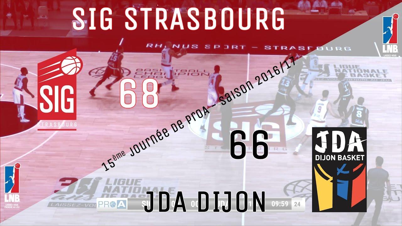 Highlights SIG Strasbourg / Dijon