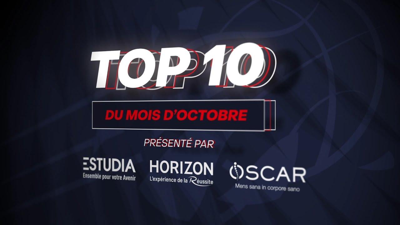 TOP 10 octobre 2020