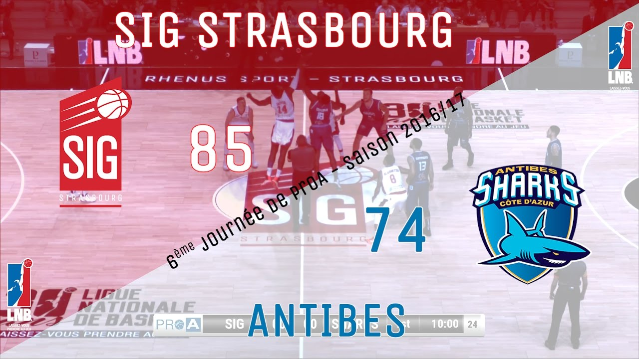 SIG Strasbourg/Antibes: Highlights et réactions