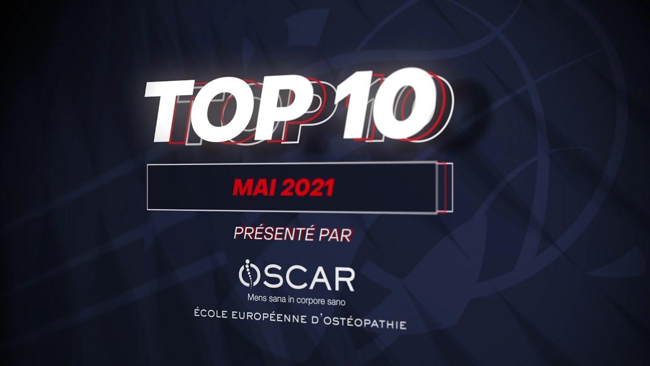 TOP 10 mai 2021