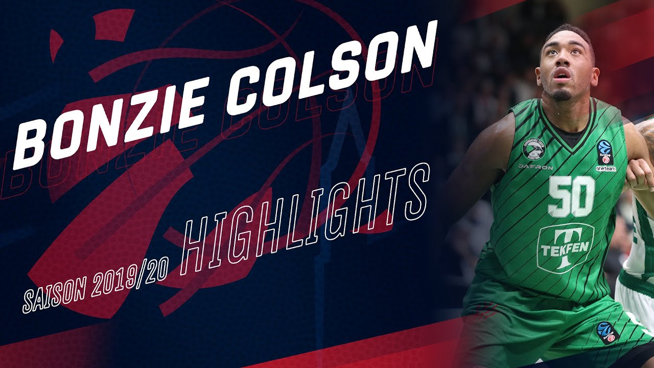 Bonzie Colson : highlights 2019/20
