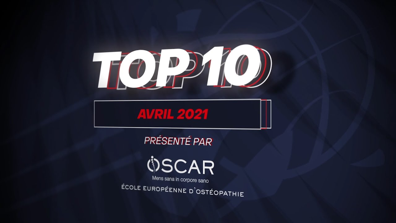 TOP 10 avril 2021
