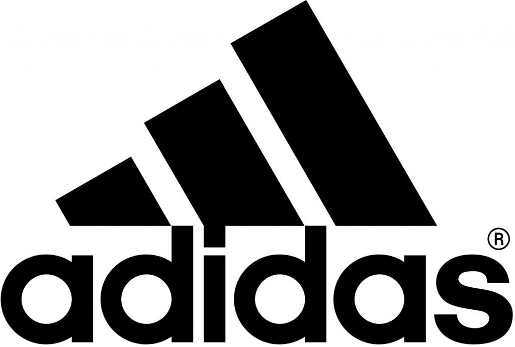 Adidas fond blanc